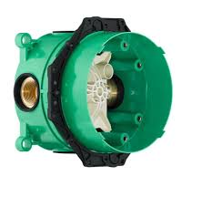 Einbauk He Komplett G Stig Hansgrohe Showerselect Unterputz Thermostat 2 Verbraucher Chrom