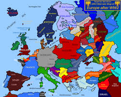 Europe 1939 Map by Blank Map Of Europe 1944 Im Outdated By Ericvonschweetz On