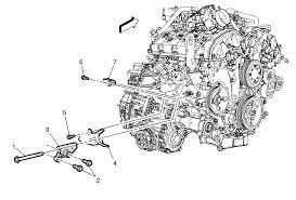 2011 cadillac srx manual repair crankshaft position sensor replacement awd