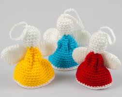 Christmas Angel Decorations Patterns by Easter Basket Decoration Crochet Pattern Cozy Egg Holder For Home