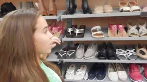 trying on high heel shoes in t j maxx youtube