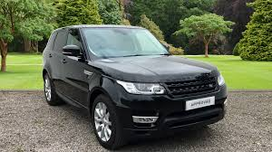 land rover 2007 black used range rover sport for sale hunters land rover