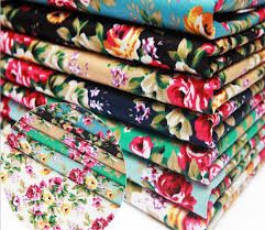 wholesale supply annual ortput printed fabrics in fabric from