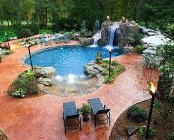 Waterfall Design Ideas Waterfall Pool Design U2013 Bullyfreeworld Com