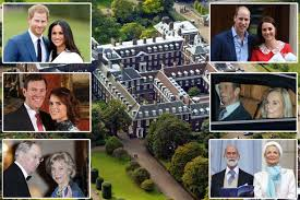 who lives in kensington palace kensington palace news views gossip pictures video mirror online
