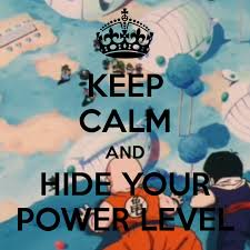 Keep Calm Know Your Meme - keep calm and hide your power level know your meme