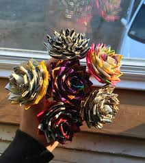 Duct Tape Flowers Vases And Pens 100 Flower Pen With Duct Tape 3 In 1 How To Make A Rolled