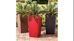 cheap tall planters outdoor find tall planters outdoor deals on