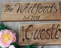 Custom Wood Signs Etsy - Custom signs for home decor