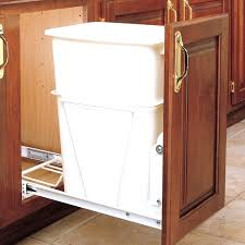 Ikea Trash Pull Out Cabinet Image Of Pull Out Trash Can Cabinet Door Pull Out Garbage Bin Ikea