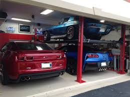 basic home garage lift rack page 2 corvetteforum chevrolet