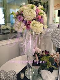 fall flowers for wedding white pink and lavender tall fresh flower centerpieces for