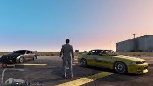 nissan fast car leon u0027s nissan r33 the fast and the furious gta5 mods com