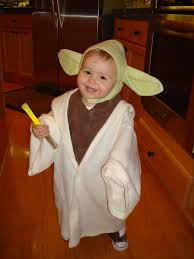 Yoda Halloween Costume Infant Fashion Friday Kids Halloween Costumes San Diego Moms Blog