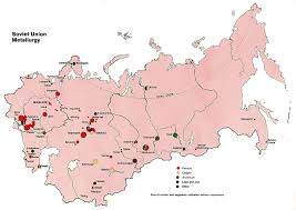map of ussr maps of the soviet union