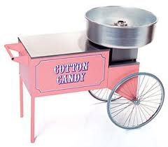 cotton candy machine rentals pink cotton candy cart hart entertainment