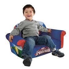 marshmallow furniture children u0027s 2 in 1 flip open foam sofa marvel