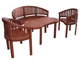 furniture modern wooden outdoor furniture decorative dining