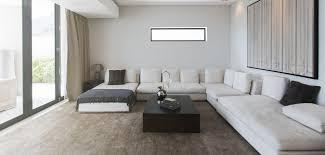 canap salon aménager salon avec un canapé d angle grazia
