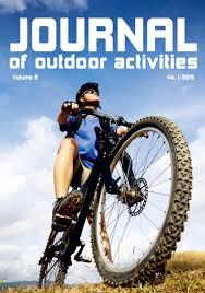 journal of outdoor activities 2015 1 by univerzita j e purkyně v