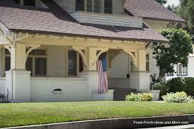 south pasadena california front porch ideas craftsman style homes