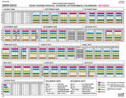 track calendar