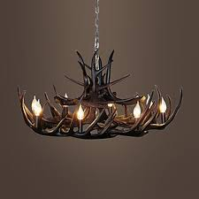 fixture country 8 lights fit for living room dining room