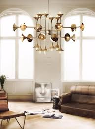 5 mid century modern suspension luminaire for your living room