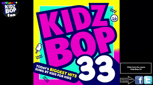 kidz bop kids can u0027t stop the feeling youtube