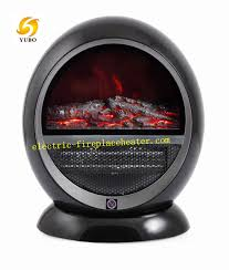 energy saving fan heater energy saving chimney free portable electric fireplace ptc fan