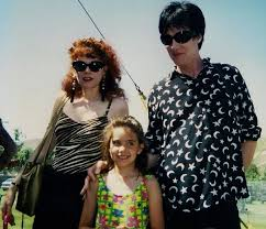 Lux Interior And Poison Ivy Conjectures Of A Guilty Bystander Lux And I