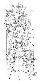 57 best japanese anime coloring pages images on pinterest