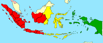 Time Zones Usa Map by File Time Zones Of Indonesia Png Wikimedia Commons