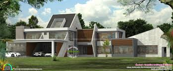 ultra modern contemporary house in kerala kerala home design and