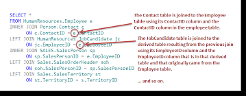 how to join tables in sql multiple joins work just like single joins in sql server