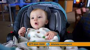 allstate commercial actress bonus check allstate safe driving bonus check tv commercial baby deposit and