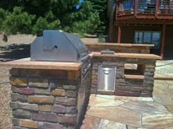 Custom Backyard Grills Denver Outdoor Kitchens And Gas Grills