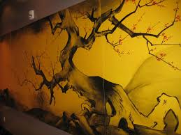 Bathroom Wall Murals Uk Wall Mural Ideas Foucaultdesign Com