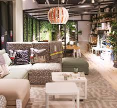 Wohnzimmer Einrichten Mit Schwarzem Sofa Echtes Wohnfeeling Bei Ikea Sindelfingen