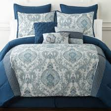 Jcpenney Bed Set Home Expressions Carabella 7 Pc Comforter Set Jcpenney