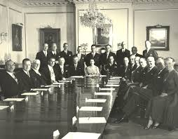The Cabinet In Government The Appointment Of Ellen Fairclough As Canada U0027s First Female