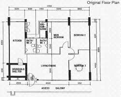 Residences Evelyn Floor Plan Jurong West Street 65 Hdb Details Srx Property