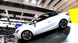 opel cascada video 2014 opel cascada roof opening action 2013 specs price