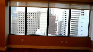 dual motorized roller shades from budget blinds park cities and