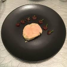 charvet cuisine foie gras entrée picture of charvet co barr tripadvisor