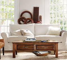 Pottery Barn Living Furniture Magnificent Pottery Barn Grand Sofa Living Room