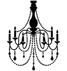 Halloween Chandeliers Chandelier Vector 119259 By Ma Rish On Vectorstock Amy And