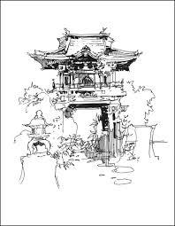 more from the japanese garden citizen sketcher