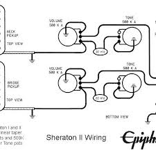 gibson les paul wiring schematic gibson wiring diagrams