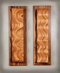 wood wall sculptures carved sculptures and vessels in wood and by and